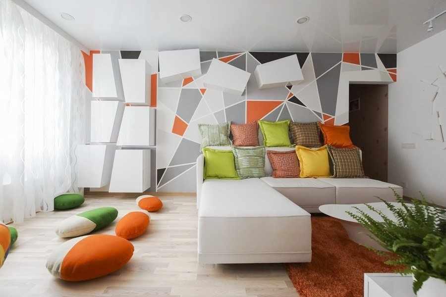 Геометрия в дизайне
