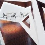 Дизайн с необычными формами