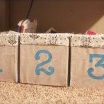 Коробки для хранения игрушек