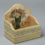 Самодельная коробка для интерьера кухни