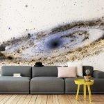 Галактика на стене