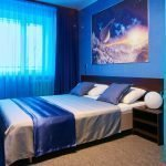 Спальня в стиле вселенной