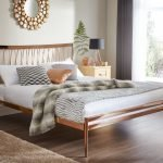 Кровать в стиле модерн