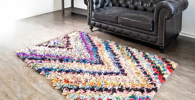 Самодельный коврик