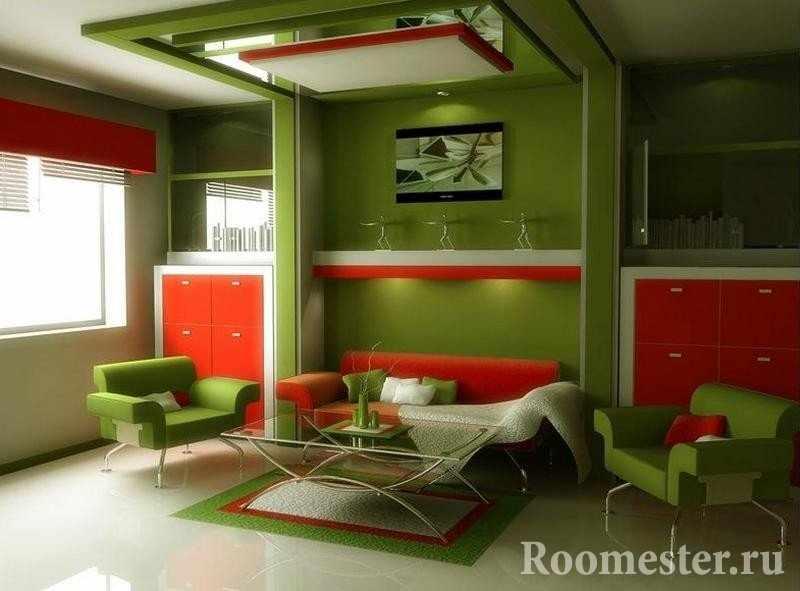Мебель под цвет интерьера