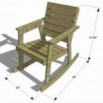 Схема кресла-качалки