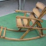 Восстановление кресло-качалки