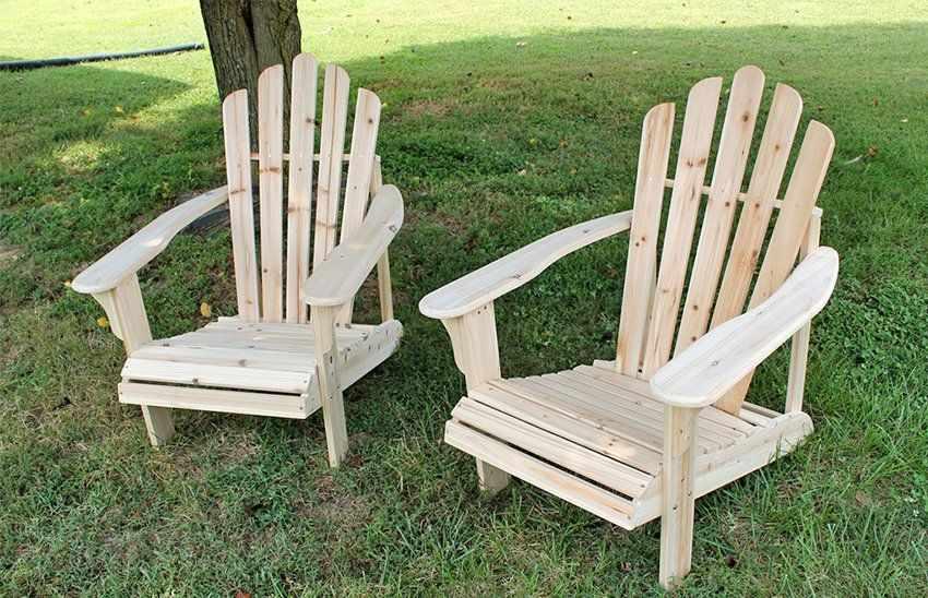 Самодельные кресла