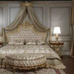 Балдахин на кровать классика