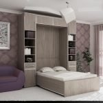 Серая мебель в гостиной