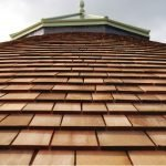 Вариант отделки крыши