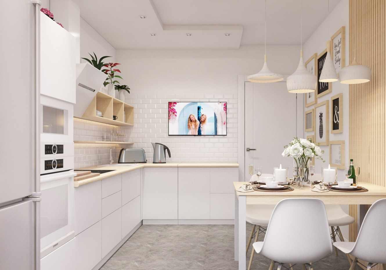 Декор на кухне 12 кв м