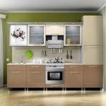 Подсветка на кухонных шкафчиках