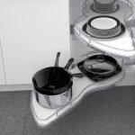 Система карусель для кухни
