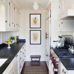 Кухня параллельная идеи