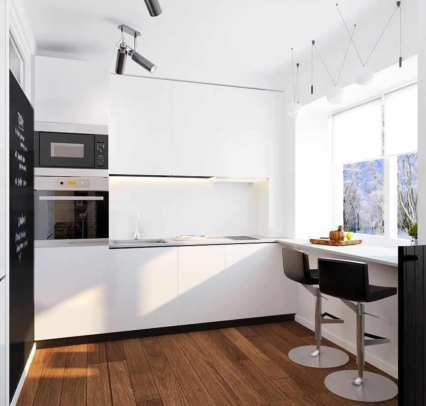 Кухня выбор стиля