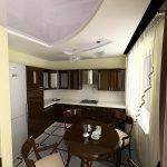 Кухня в хрущевке совмещение с гостиной