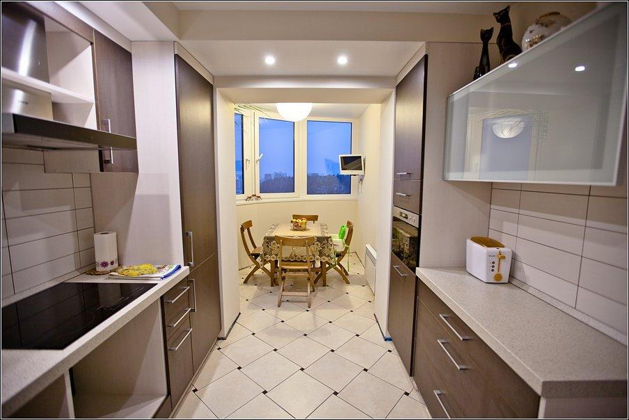 Кухня в хрущевке совмещение с балконом идеи
