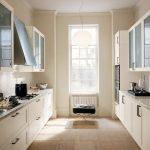 маленькая кухня планировка