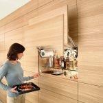 Кухонный подъемный механизм для кухни