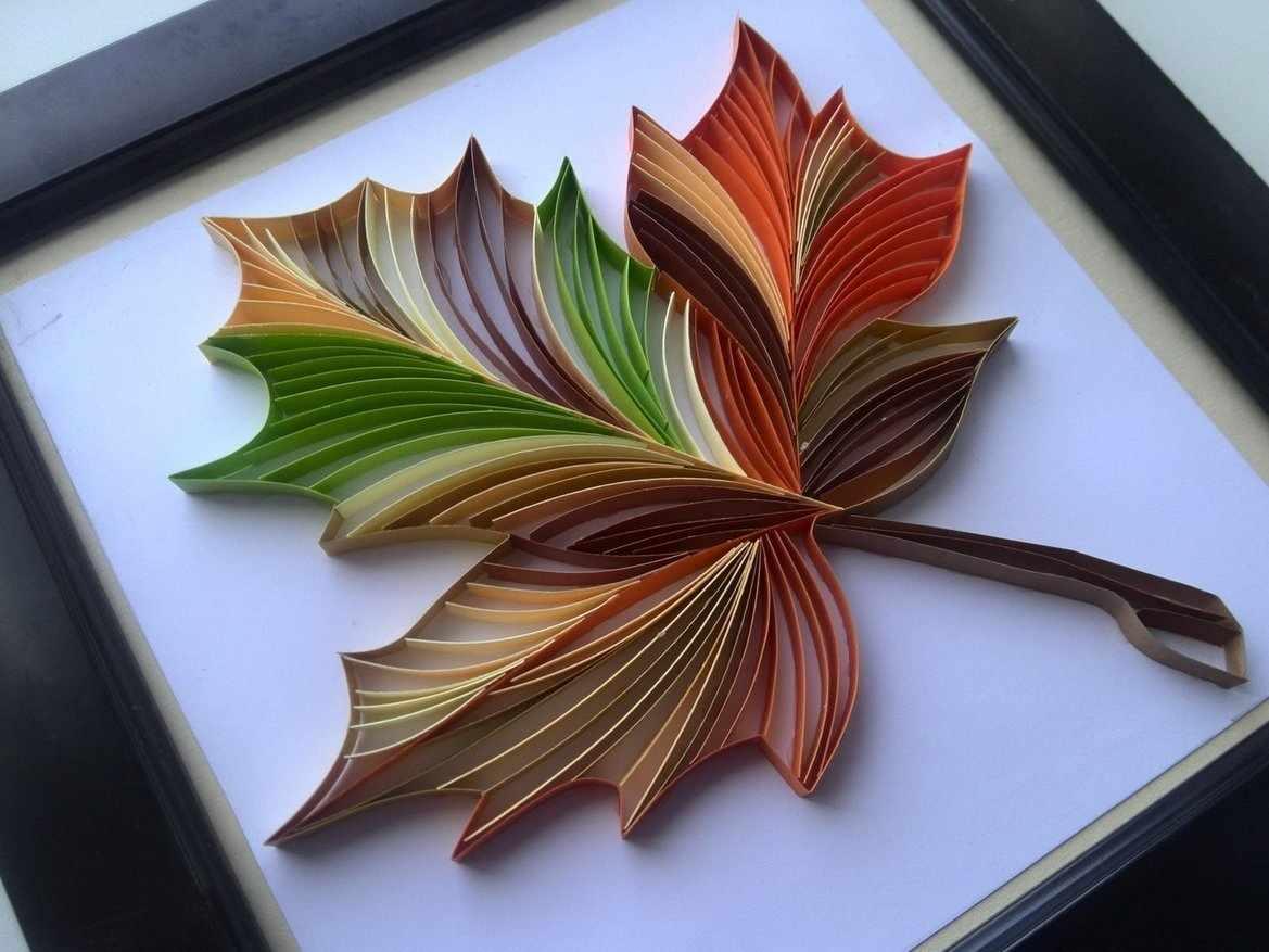 Кленовый лист