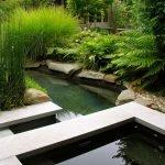 Современный стиль в ландшафтном дизайне