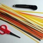 Готовим ножницы и бумагу
