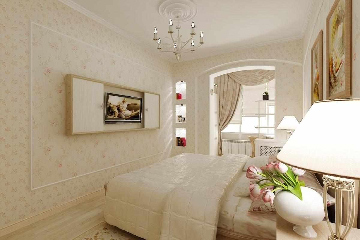 Комната та с балконом