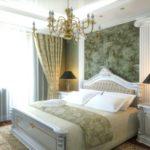 Классическая спальня