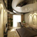 Двухъярусный потолок