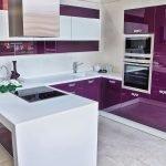 Цветовое решение на кухне