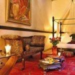 Декоративные элементы для отделки комнаты в восточном стиле