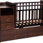 Кровать-комод для малыша