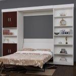 Кровать-шкаф