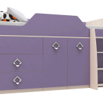 Кровать-комод для ребенка