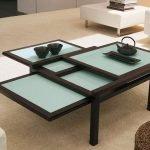 Необычный раскладывающийся столик