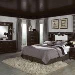 Красивый декор спальни