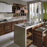Современные материалы позволяют сделать кухню более удобной и уютной