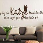 Коты над диваном