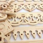 Заготовки наличников из дерева
