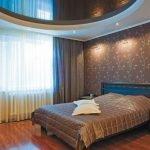 Светильники над кроватью
