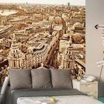 Фото города на обоях