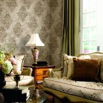 Гостиная в стиле барокко в интерьере