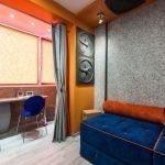 Декоративная вентиляция на стене