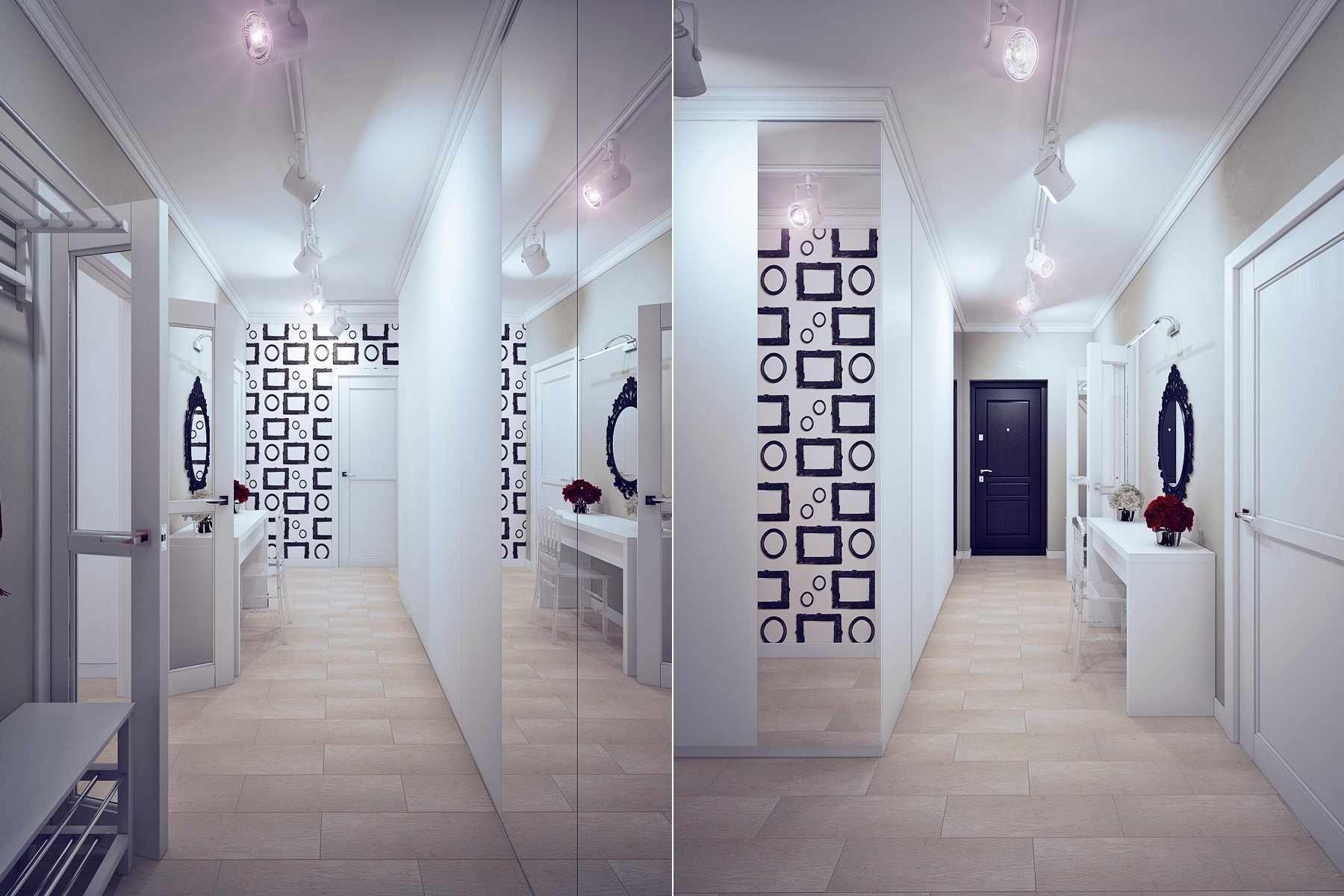 Комбинирование стилей в интерьере