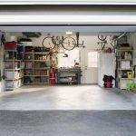 Бетонная стяжка в гараже
