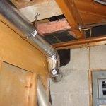 Комбинированная вентиляция гаража