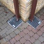 Система водоотведения гаража