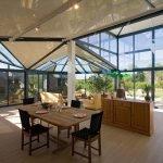 Энергосберегающее стекло для веранды