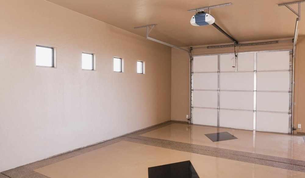 Стены из гипсокартона в гараже